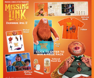 Missing Link Sweepstakes