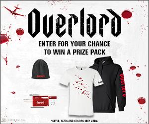 Overlord Sweepstakes
