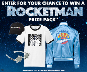 Rocketman Sweepstakes