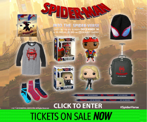 Spider-Man Sweepstakes
