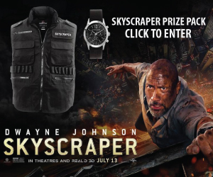 Skyscraper sweepstakes