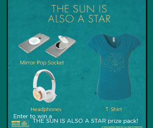 The Son is Also a Star Sweepstakes