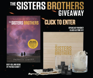 The Sisters Brothers Sweepstakes