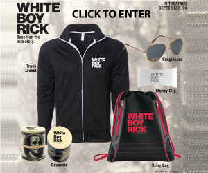 White Boy Rick Sweepstakes