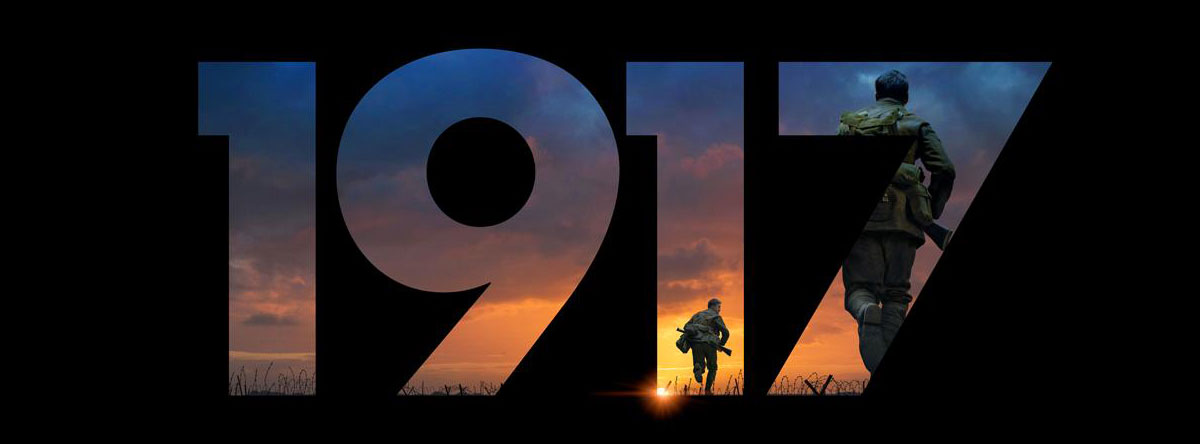 1917 NOW PLAYING