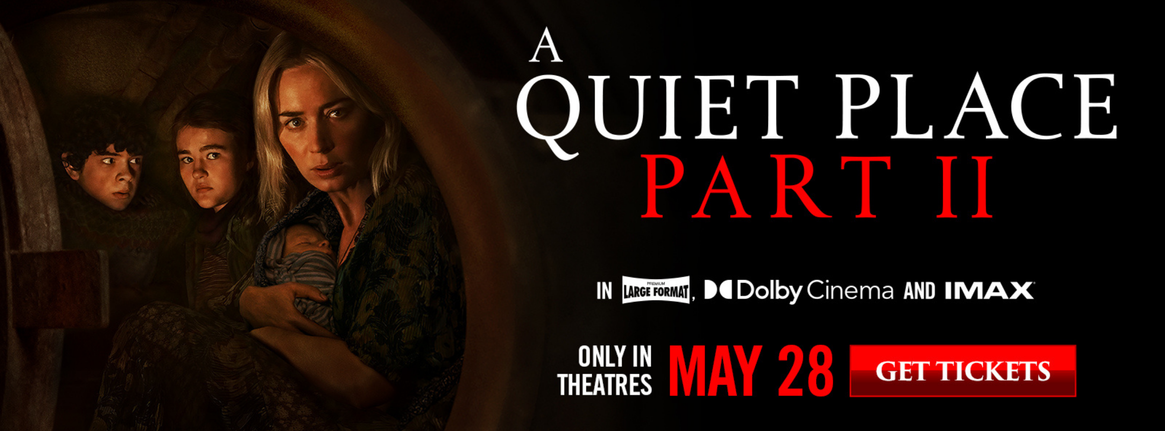 Quiet Place 2 tickets