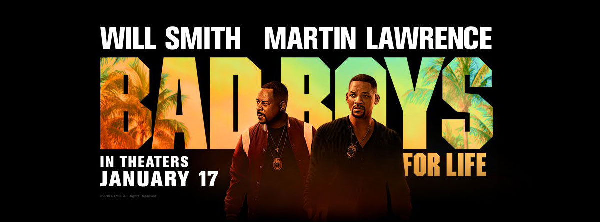 BAD BOYS NOW PLAYING