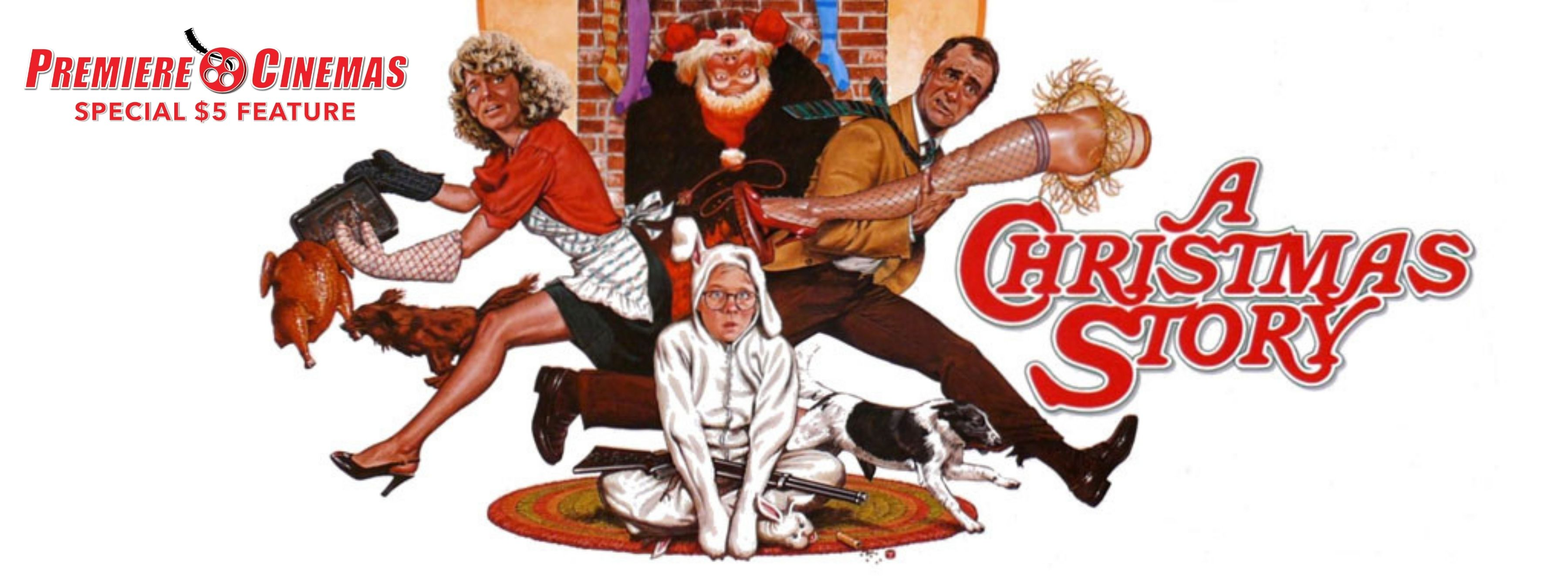 CHRISTMAS STORY NOW PLAYING