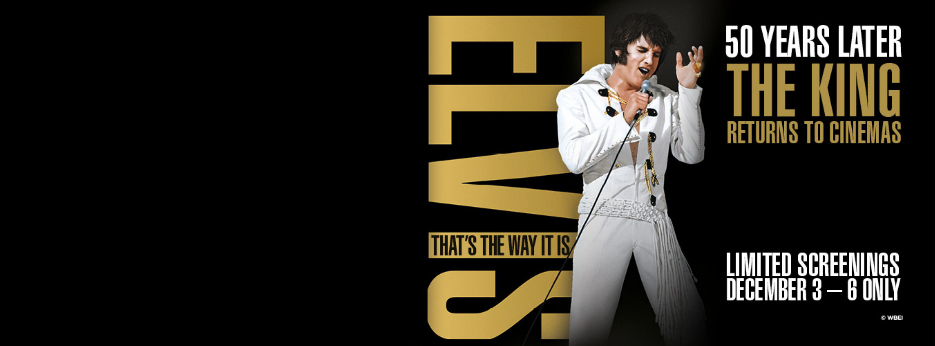 ELVIS TICKETS NOW ON SALE
