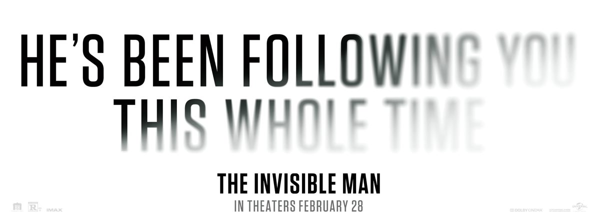 invisible man coming soon