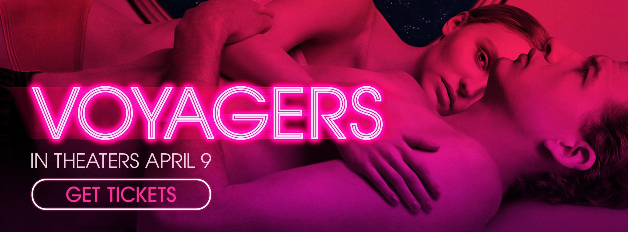 Slider image for Voyagers - April 9