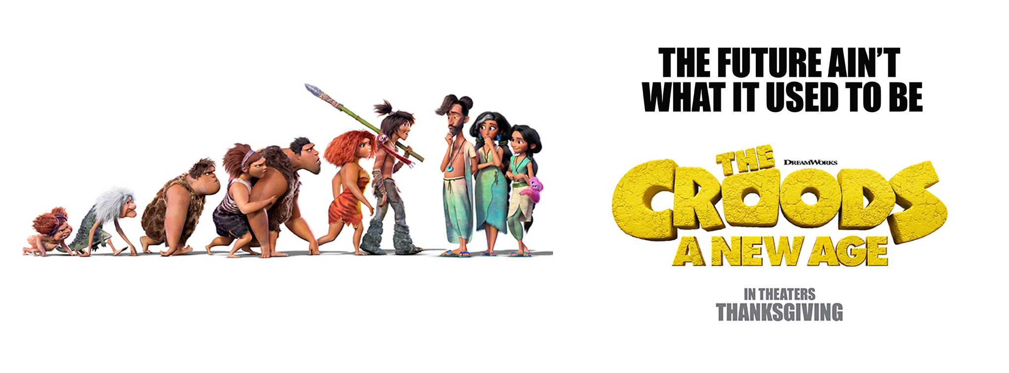 Slider image for The Croods: A New Age