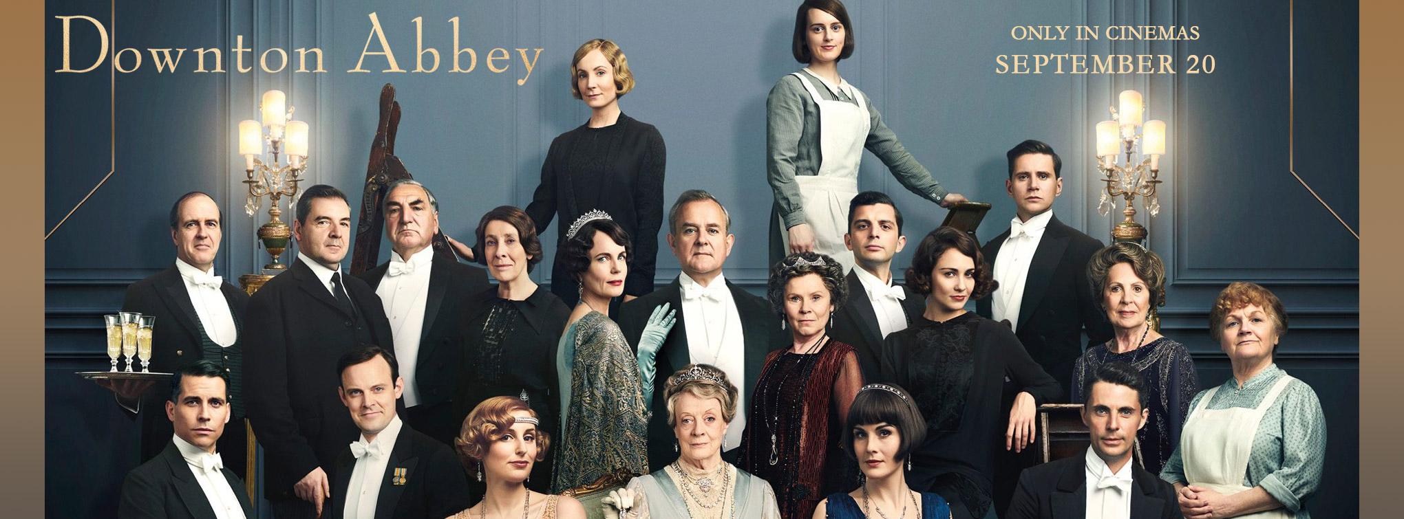 Slider image for Downton Abbey