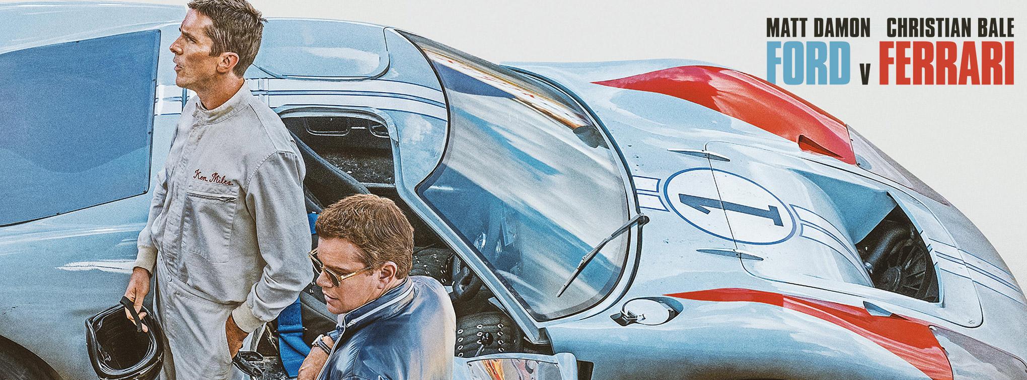 Slider image for Ford v Ferrari
