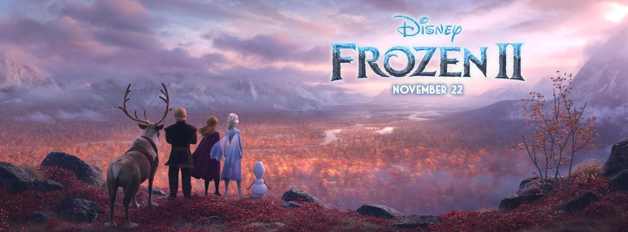 Slider image for Frozen II