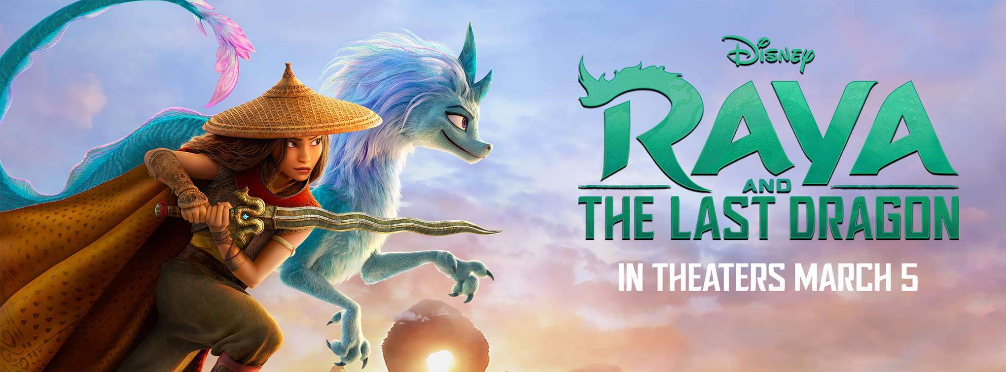 Slider image for Raya and the Last Dragon