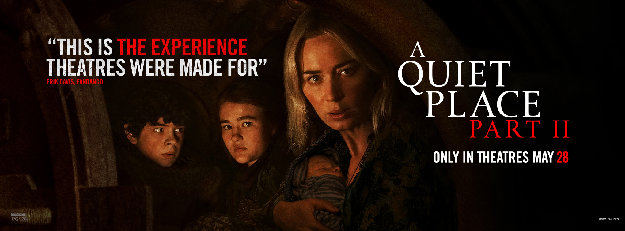 Slider image for A Quiet Place Part II