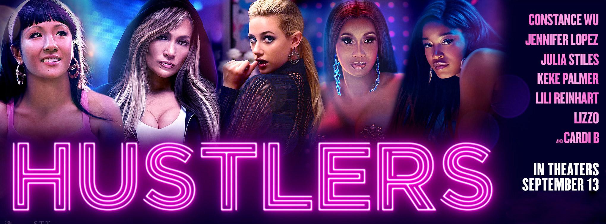 Slider image for Hustlers