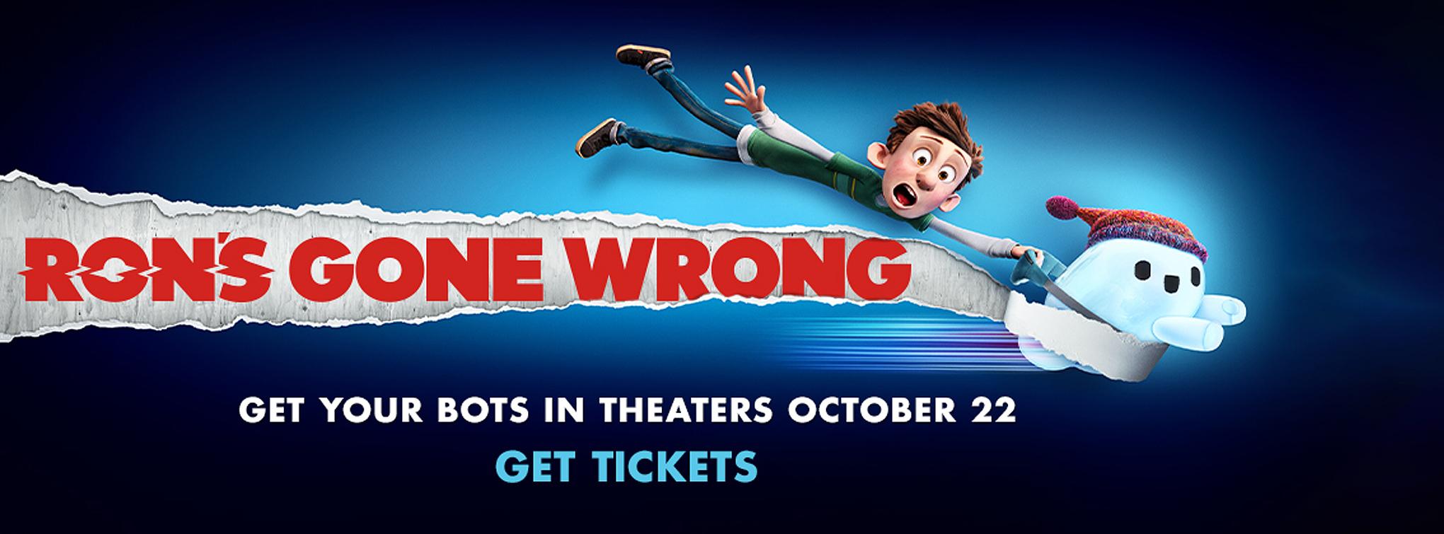 Slider image for Ron's Gone Wrong