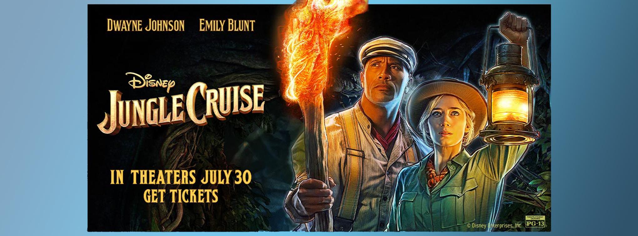Slider image of Jungle Cruise