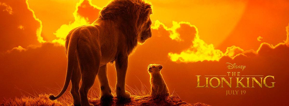 Slider of The Lion King