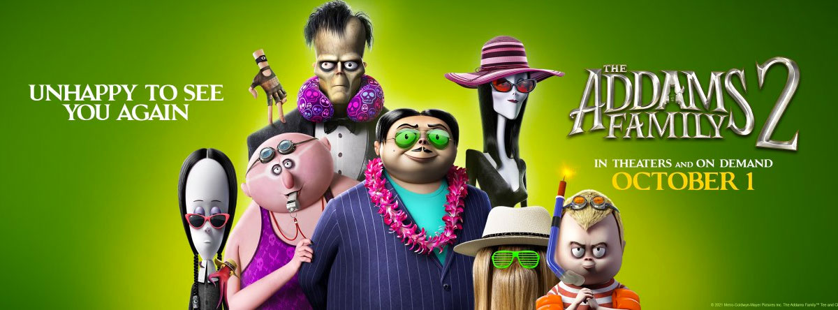 Slider Image for The Addams Family 2