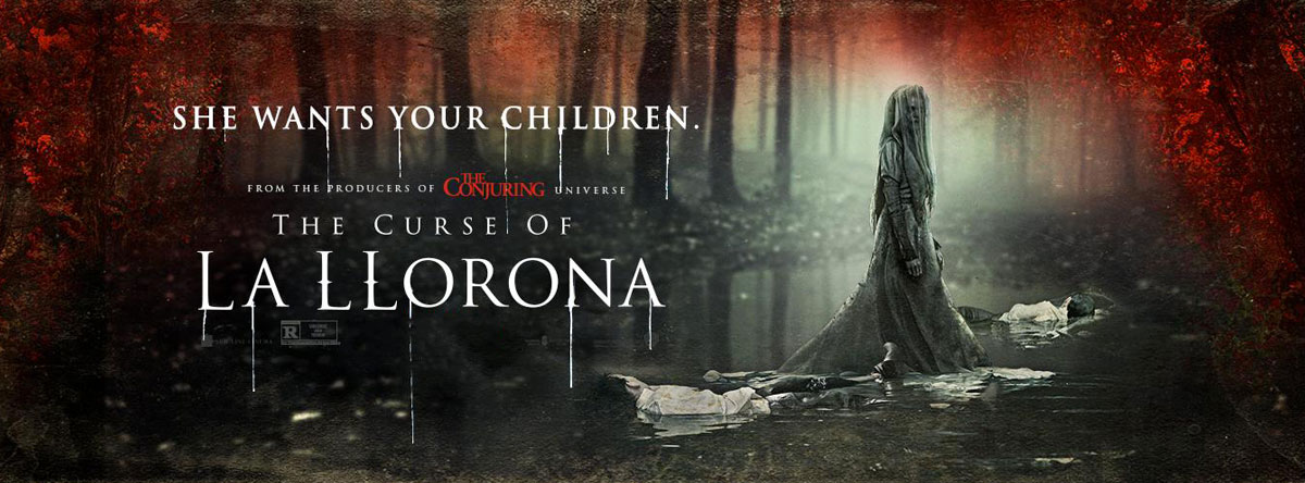 THE CURSE OF LaLLORONA