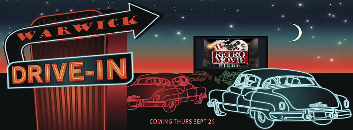 Warwick Drive-In Theatre | Warwick, NY