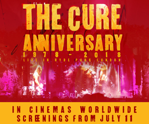 The Cure Anniversary Concert