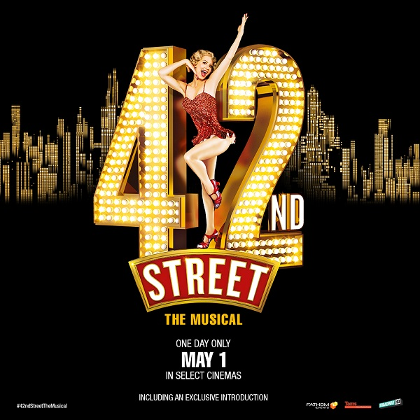 42nd Street Now On Sale