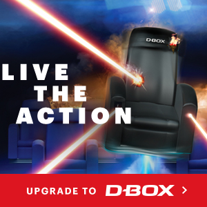 Upgrade to D-BOX