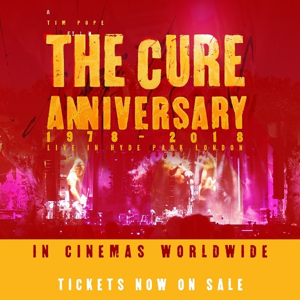 the Cure in Concert