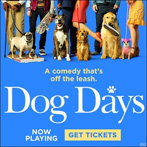 Dog Days Now On Sale