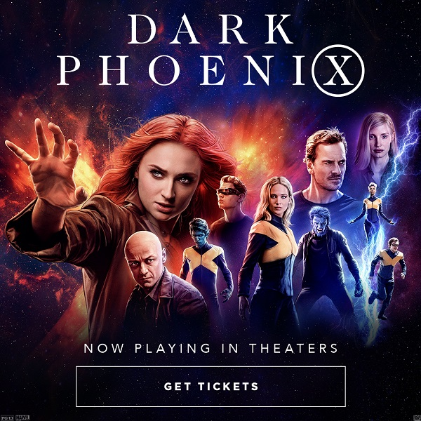 Dark Phoenix On SAle Now