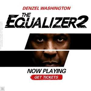 Equalizer 2  Now On Sale