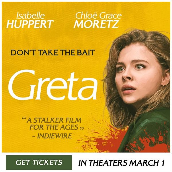 Greta - Now On Sale