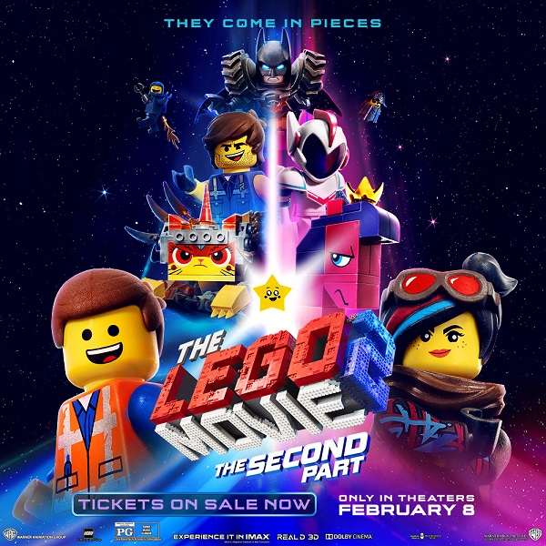 Lego 2 Second Part On Sale Now