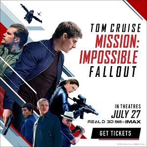Mission Impossible Fall Out On Sale Now