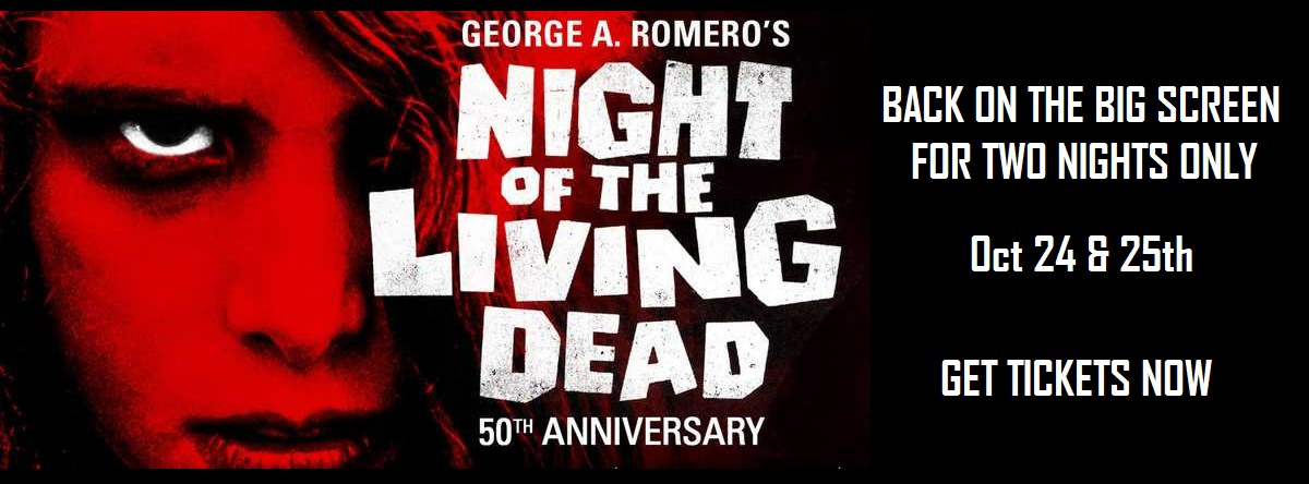 Night Of Living Dead On Sale Now