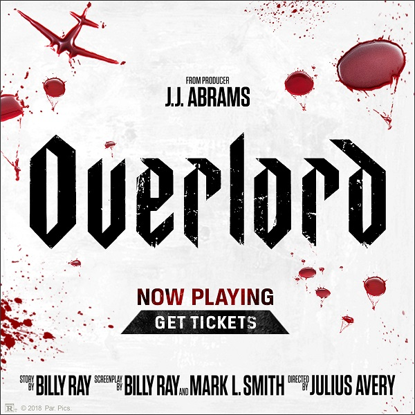 Overlord tickets now on sale