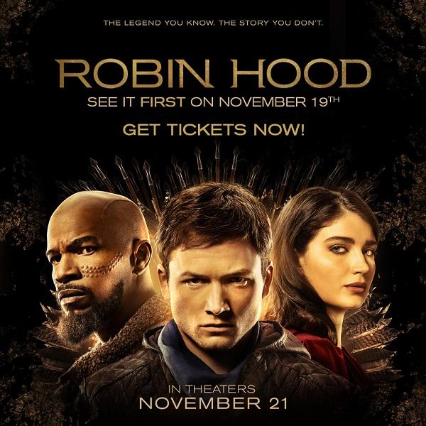 Robin Hood Now On Sale