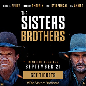 Sisters Brothers Now On Sale