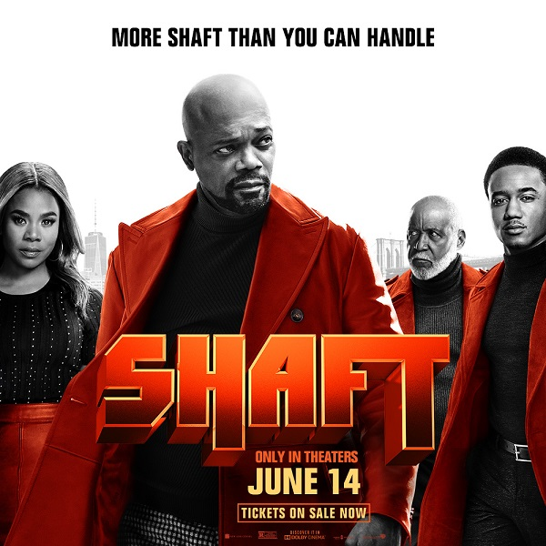 Shaft - Now On Sale