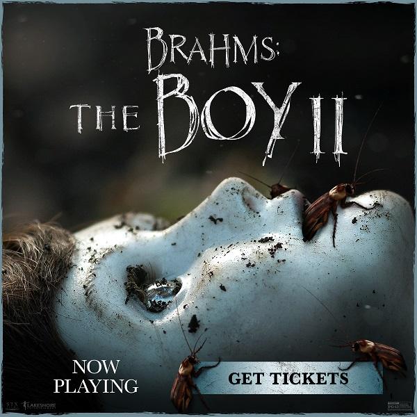 Brahms  The Boy 2  Starts Friday