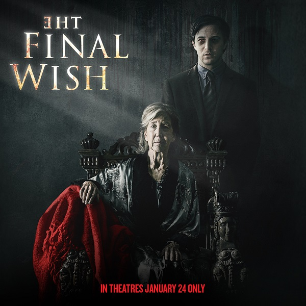 The Final Wish Now On Sale