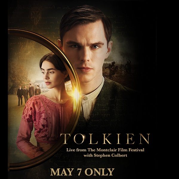 Tolkien with Steven Colbert Q&A