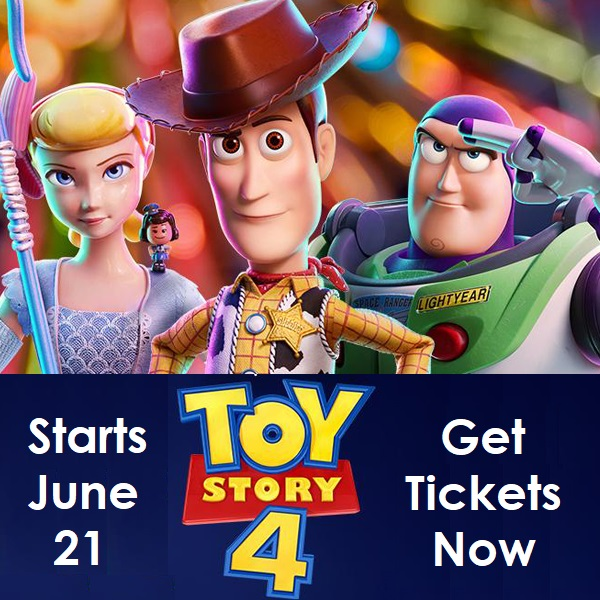 Toy Story 4 Now On Sale