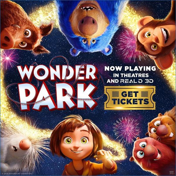 Wonder Park Now on Sale