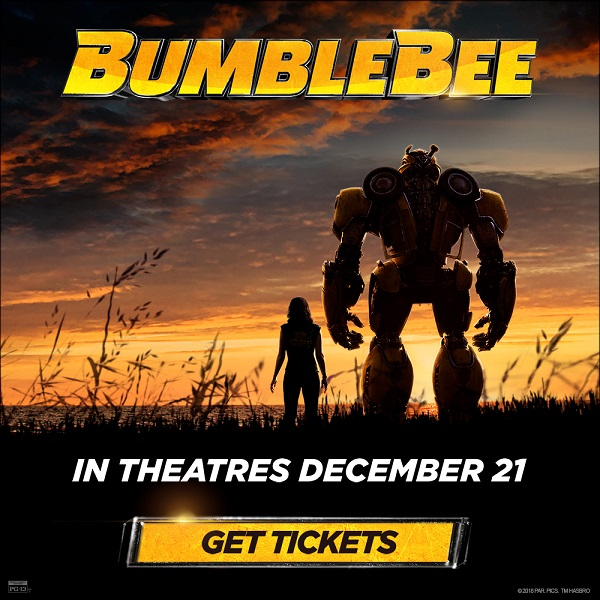 Bumblebee Now On Sale