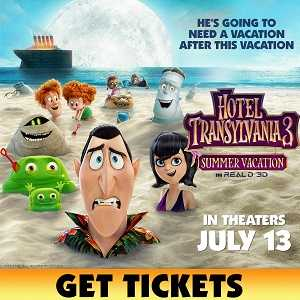 Hotel Transylvania 3 - Now On Sale